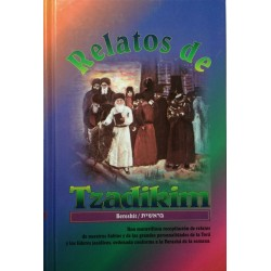RELATOS DE TZADIKIM (5 TOMOS)