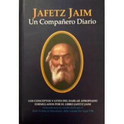 UN COMPAÑERO DIARIO JAFETZ JAIM