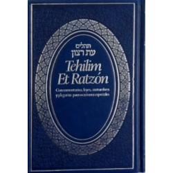 TEHILIM ET RATZÓN (CHICO)